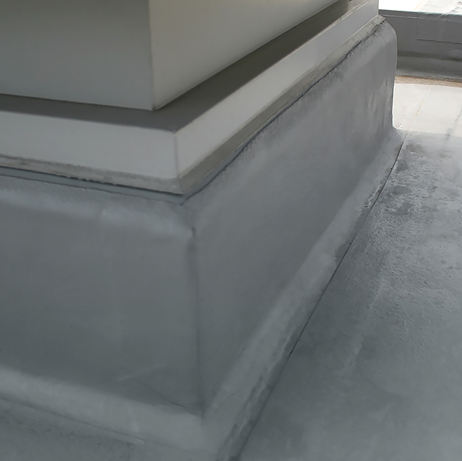 Liquid Applied Roofing