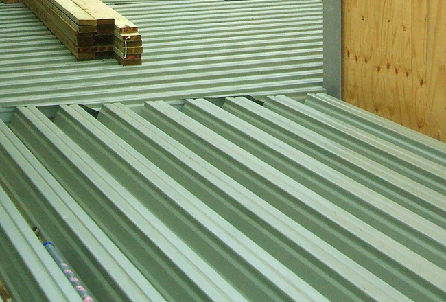 Structural Roof Decking