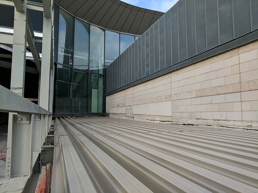 Structural Roof Decking Roof Decking Specialists
