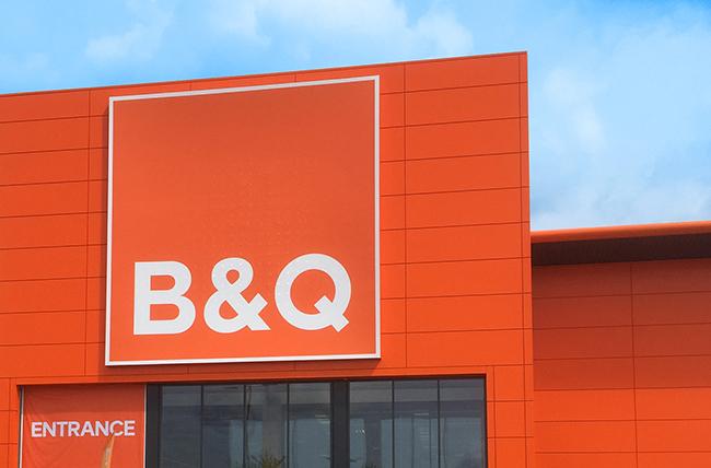 B&Q Rainscreening